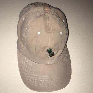 NEW! UNIF Pineapple cap hat